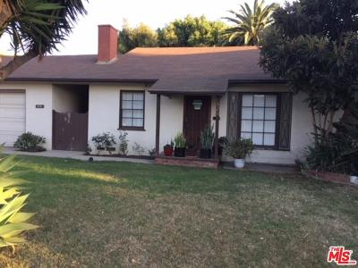 Inglewood Single Family Home For Sale: 520 Short Street