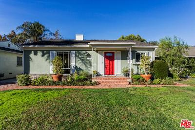 Studio City Single Family Home For Sale: 4343 Elmer Avenue