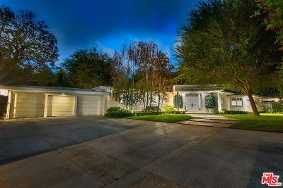Beverly Hills Single Family Home For Sale: 1201 Loma Vista Drive