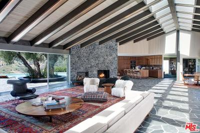 Beverly Hills Single Family Home For Sale: 2880 Benedict Canyon Drive