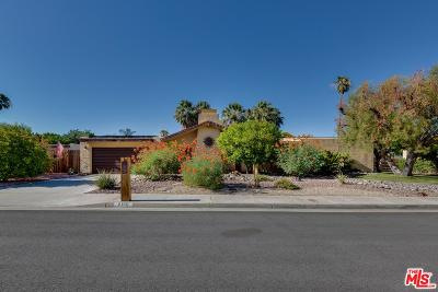 Palm Springs Single Family Home For Sale: 2150 East Calle Papagayo