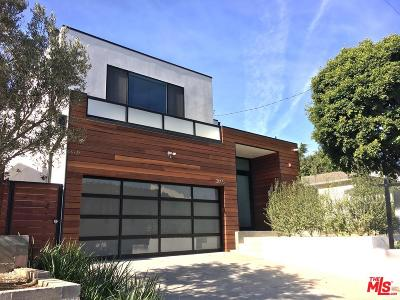 Manhattan Beach Single Family Home For Sale: 3605 Oak Avenue