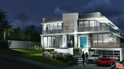 Santa Monica Single Family Home For Sale: 1015 Franklin Street