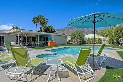 Palm Springs Single Family Home For Sale: 2180 East Finley Road