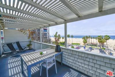 Santa Monica Single Family Home For Sale: 26 Arcadia Terrace