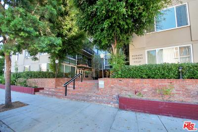 Beverly Hills Condo/Townhouse Sold: 9950 Durant Drive #201