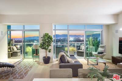 Marina Del Rey Condo/Townhouse For Sale: 13700 Marina Pointe Drive #PH1906