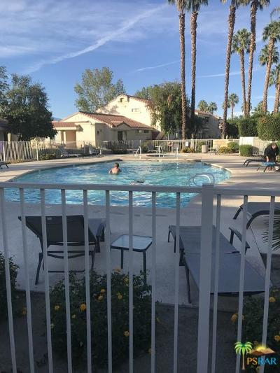 Cathedral City Condo/Townhouse For Sale: 34173 Calle Mora