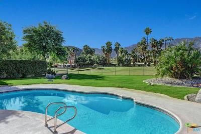 Palm Springs Single Family Home For Sale: 2223 South Brentwood Drive