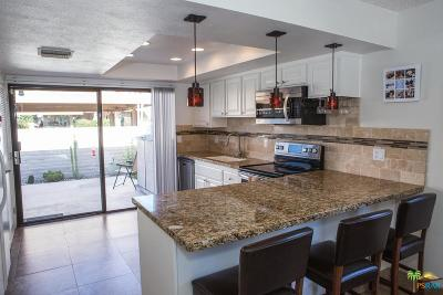 Palm Springs Condo/Townhouse For Sale: 2417 Los Patos Drive