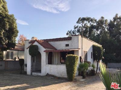 Pasadena Single Family Home For Sale: 1122 Lincoln Avenue