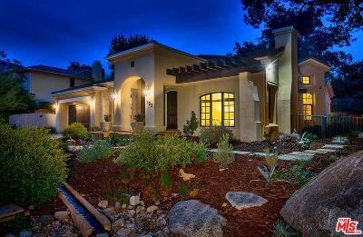 Monrovia Single Family Home For Sale: 122 Rose Lane