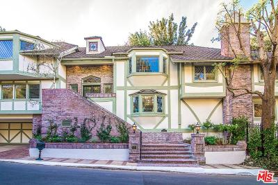 Sherman Oaks Single Family Home For Sale: 3739 Ventura Canyon Avenue
