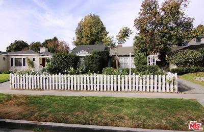 Studio City Single Family Home For Sale: 4255 Laurelgrove Avenue