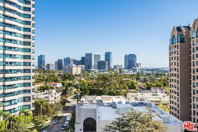 Los Angeles Condo/Townhouse For Sale: 10501 Wilshire #1106