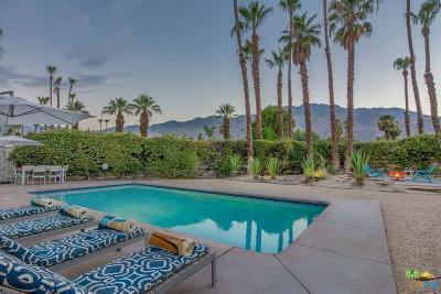 Palm Springs Rental For Rent: 599 North Tercero Circle