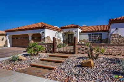 Palm Springs Single Family Home For Sale: 3770 Torito Circle
