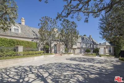 Beverly Hills Single Family Home For Sale: 808 North Rexford Drive