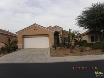 Sun City (307) Single Family Home For Sale: 78720 Iron Bark Drive