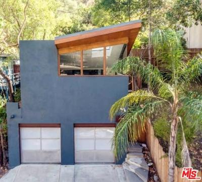 Single Family Home For Sale: 1304 North Beverly Glen