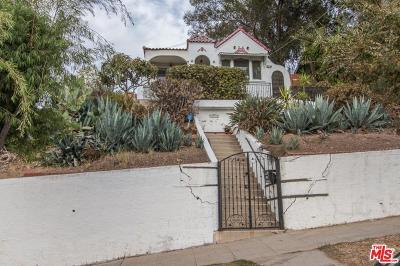 Single Family Home For Sale: 2113 Branden Street