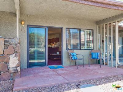 Palm Springs Condo/Townhouse For Sale: 1815 East Tachevah Drive