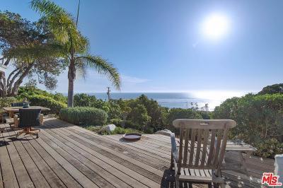 Malibu Single Family Home For Sale: 11487 Tongareva Street