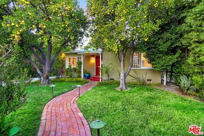 Sherman Oaks Single Family Home For Sale: 14239 Califa Street