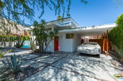 Palm Springs CA Single Family Home For Sale: $1,295,000
