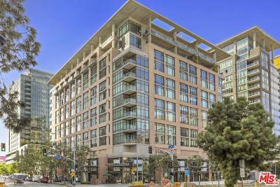 Condo/Townhouse For Sale: 1111 South Grand Avenue #707