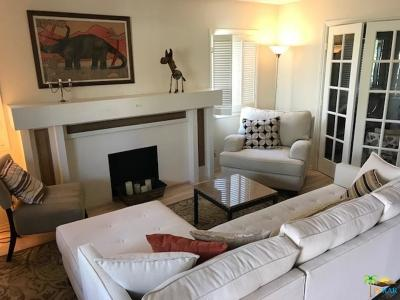 Palm Springs Condo/Townhouse For Sale: 373 West Mariscal Road