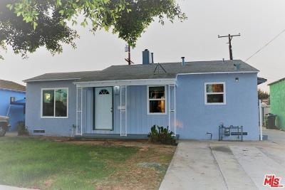 Los Angeles Single Family Home For Sale: 2113 North Corlett Avenue