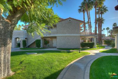 Palm Springs Condo/Townhouse For Sale: 2701 East Mesquite Avenue #H41