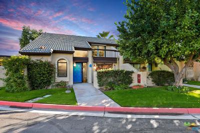 Palm Springs Condo/Townhouse For Sale: 23 Pueblo Vista
