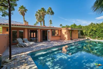 Palm Springs Single Family Home For Sale: 514 North Hermosa Drive