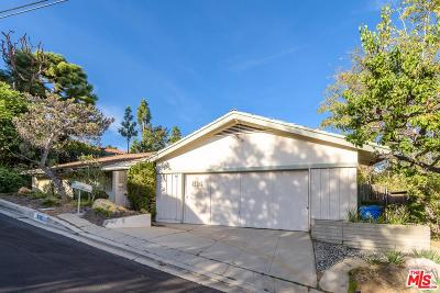 Los Angeles County Single Family Home For Sale: 814 Teakwood Road