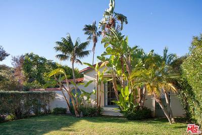 Santa Monica Single Family Home For Sale: 534 21st Street