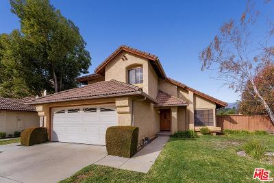 Simi Valley Single Family Home For Sale: 149 Silverlake Court