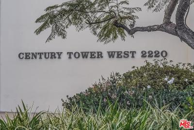 Rental For Rent: 2220 Avenue Of The Stars #1805