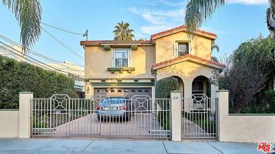 Single Family Home For Sale: 646 North Sierra Bonita Avenue