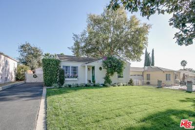 Burbank Single Family Home For Sale: 1014 East Elmwood Avenue