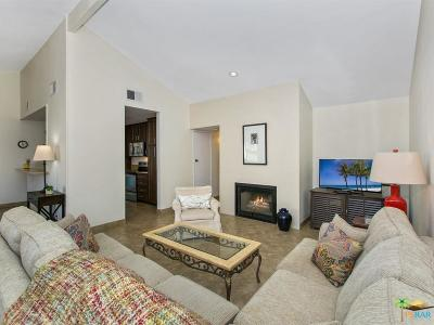 Palm Springs Condo/Townhouse For Sale: 544 East Sunshine Circle