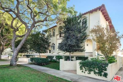 Culver City Condo/Townhouse For Sale: 4067 Lincoln Avenue #1