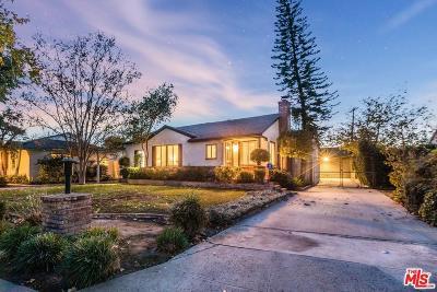 Sherman Oaks Single Family Home For Sale: 4955 Stern Avenue