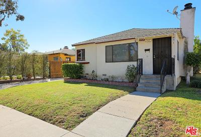 Culver City Single Family Home For Sale: 3459 Fay Avenue
