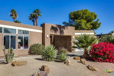 Palm Springs Single Family Home For Sale: 766 East Spencer Drive