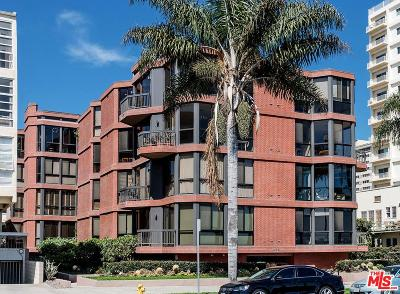 Santa Monica Condo/Townhouse For Sale: 1033 Ocean Avenue #403
