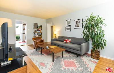 Santa Monica Condo/Townhouse Sold: 2427 Centinela Avenue #E