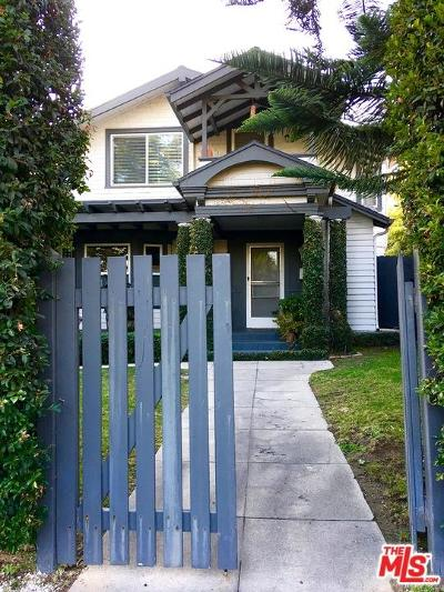 Los Angeles County Rental For Rent: 1963 North Cheremoya Avenue