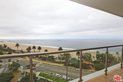Santa Monica Condo/Townhouse For Sale: 201 Ocean Avenue #1408B